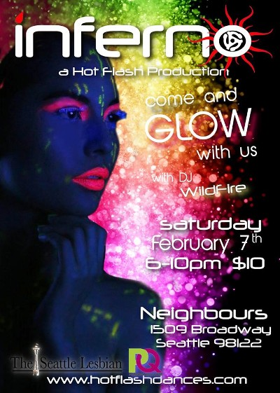 Seattle INFERNO Glow Party