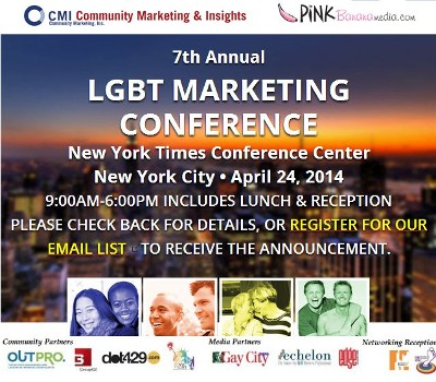 LGBT Marketing Conference New York