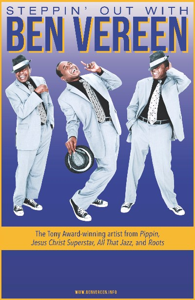Steppin Out With Ben Vereen