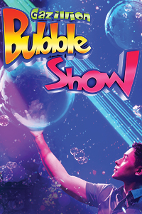 Gazillion Bubble Show - Special Discount Offer!