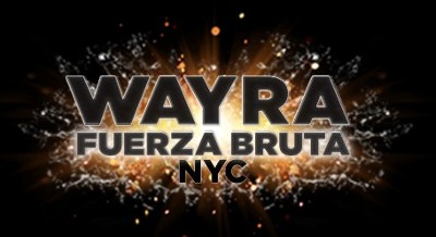 Wayra Fuerza Bruta