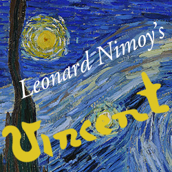 Off Broadway Discount Tickets:  Leonard Nimoy's Vincent